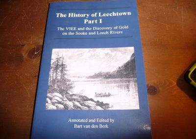 History of Leechtown - Part 1, by Bart Van Den Berk