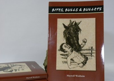 Bites, Bulls and Bullets - by Maxwell Wiekham