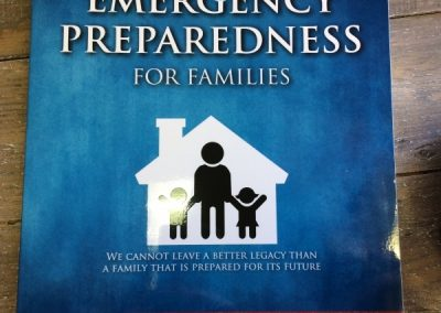 7 Steps to Emergency Preparedness