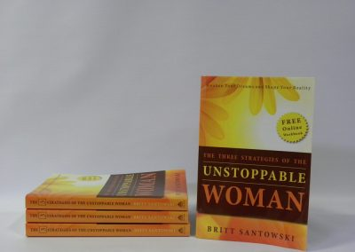 Unstoppable Woman - by Britt Santowski